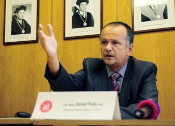 Daniel Pella zo Slovenskej asociácie aterosklerózy