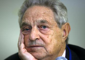 Finančný analytik George Soros