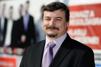 József Berényi má dôvod na úsmev, jeho predsedníctvo SMK už nikto nespochybňuje