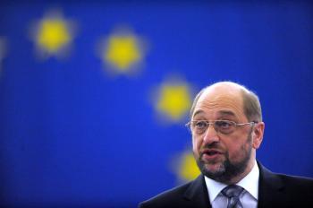 Nemecký sociálny demokrat Martin Schulz