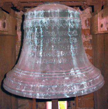 Neznámi páchatelia ukradli z kaplnky na cintoríne v Starej Turej zliatinový zvon