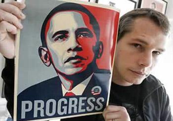 Shepad Fairey je stíhaný kvôli autorským právam a urážke súdu