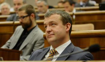 Poslanec Jaroslav Baška (SMER-SD)