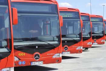 Pravidelní cestujúci sa môžu pripravovať budúci týždeň na väčší nápor