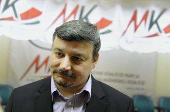 Predseda SMK József Berényi zvažuje, či bude ešte kandidovať