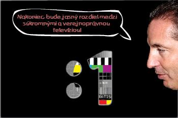 Václav Mika sľubuje, že program verejnoprávnej televízie bude zásadne iný