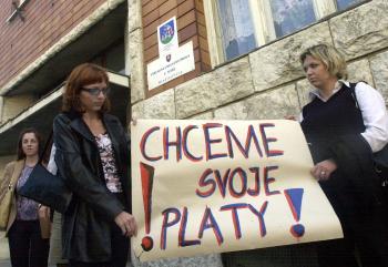 Slovensko nie je na ostré štrajky učiteľov zvyknuté, dokonca ani učitelia samotní