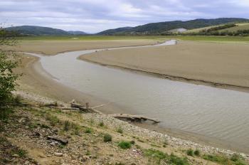 Z dvoch kilometrov širokej domaše ostala už len rieka Ondava