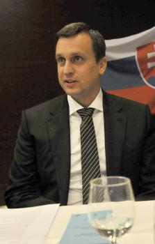 Andrej Danko, predseda Slovenskej národnej strany