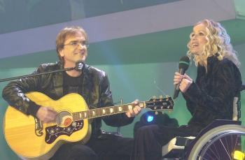 Jedno z najslávnejších duetov Československa - Meky a Marika