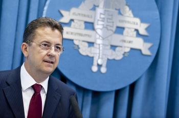 Minister obrany Martin Glváč kritizuje bývalé vedenie ministerstva