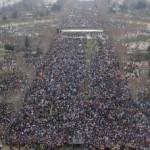 Demonštrácia proti homosexuálnym manžestvám mala masový charakter