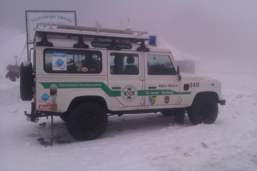 Landrover Defender pre nadšencov snehu a hôr