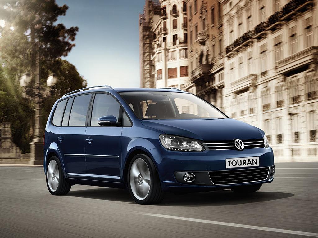 Volkswagen Touran Ecofuel
