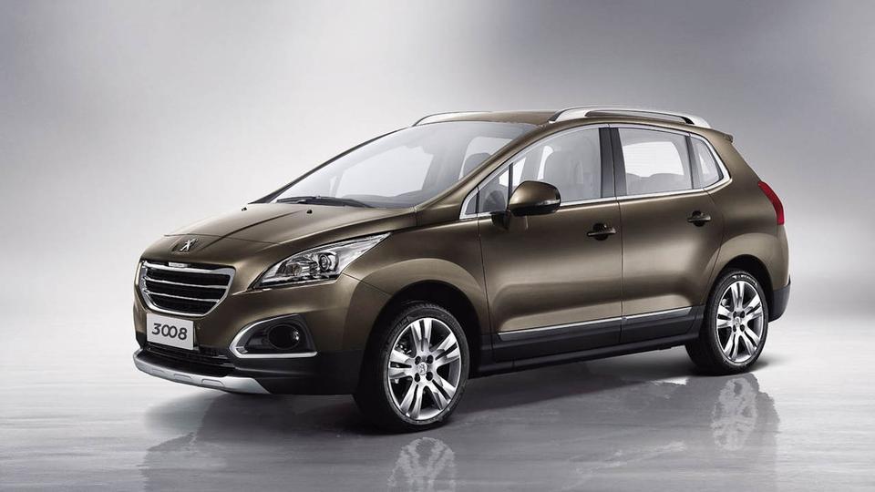 Peugeot 3008 + Peugeot 4008 = Peugeot 3008 facelift? | Hlavné Správy