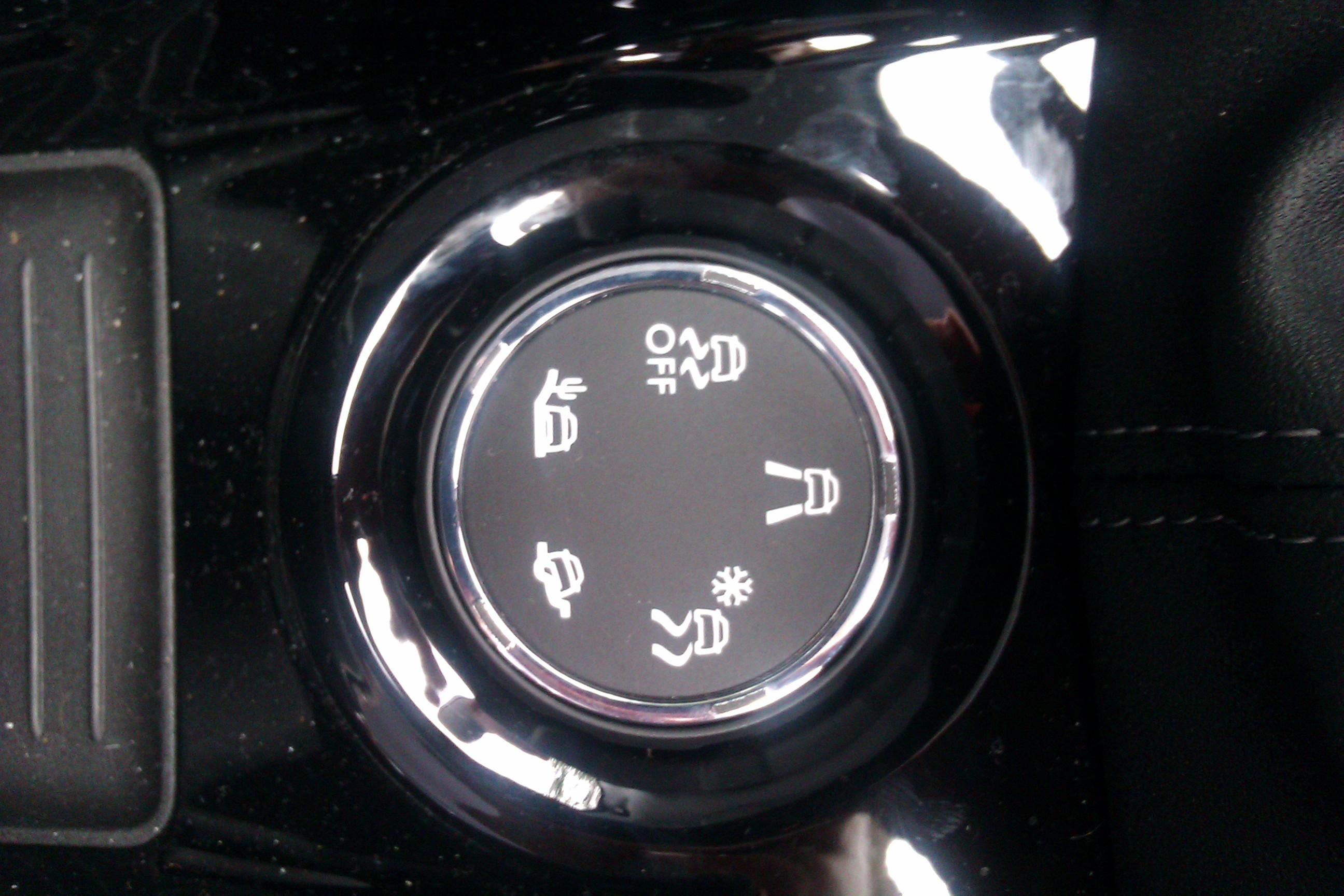Peugeot 2008 Grip Control