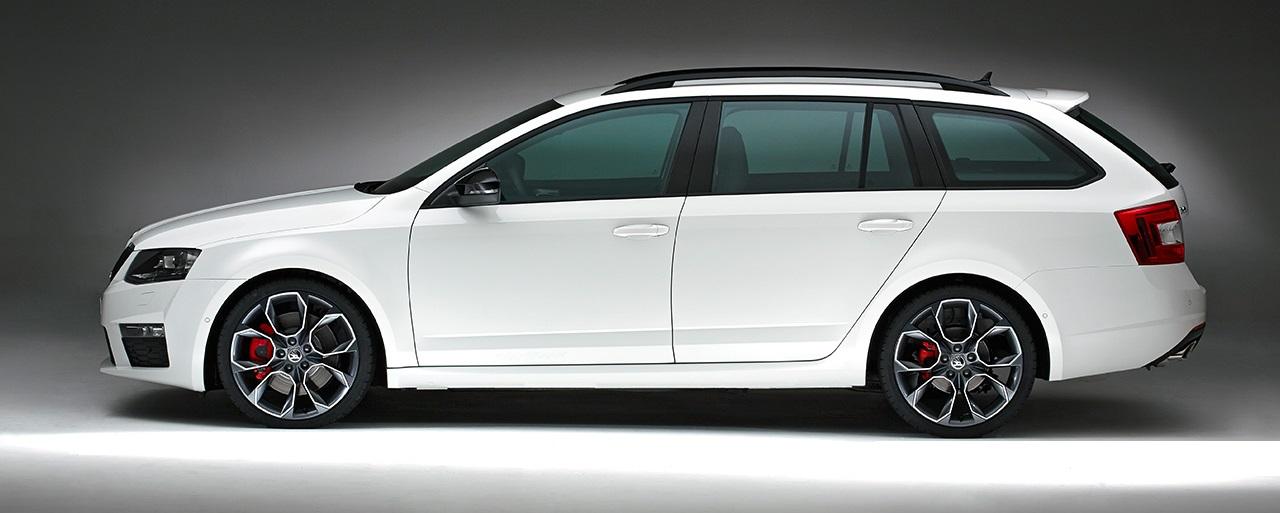 Nová Škoda Octavia RS Combi