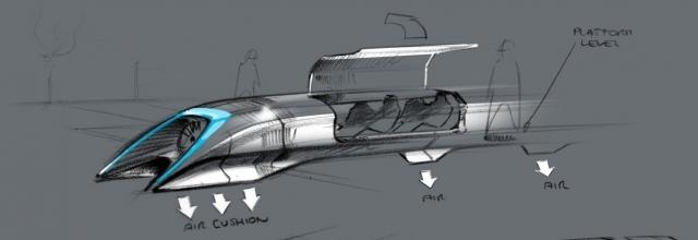 Koncept Hyperloop