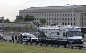 Ilustračné foto: Budova Pentagonu