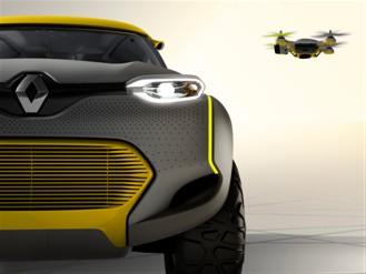 Renault KWID dron