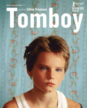 Hlavná hrdinka filmu Tomboy