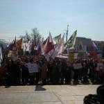 Pochod za život v Humennom