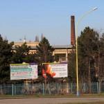 Billboardy Košice za život