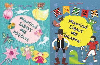 Knihy s názvom pre dievčatá/pre chlapcov