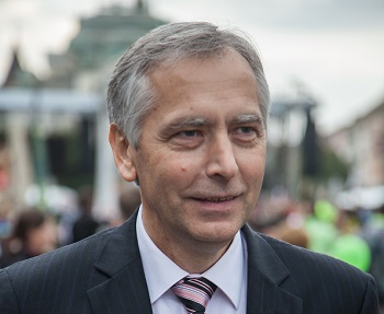 Na snímke Ján Figeľ