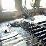 Obeť masakru v Odese