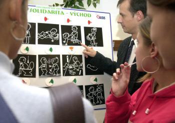 Ilustračné foto: Sexuálna výchova na školách sa u nás ponúka prostredníctvom rôznych
