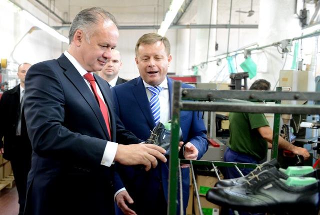 7aeaed0352e5 Prezident  Severovýchod Slovenska potrebuje nové pracovné miesta ...