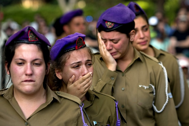 Ilustračné foto: Izraelské vojačky