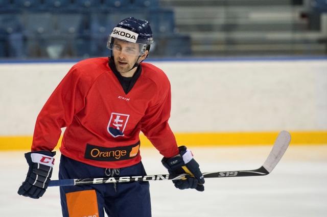 Na snímke obranca Dominik Graňák