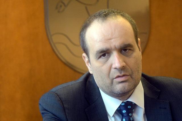 Na snímke predseda BSK Pavol Frešo