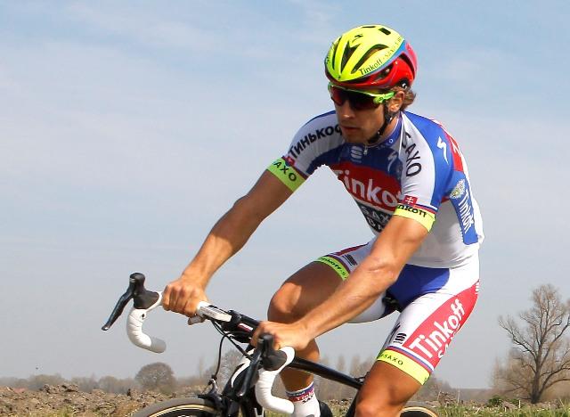 Na snímke slovenský cyklista Peter Sagan z tímu Tinkoff-Saxo