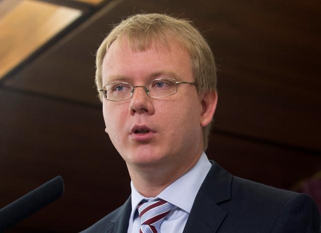 Na snímke poslanec Národnej rady SR Miroslav Beblavý (nezaradený)