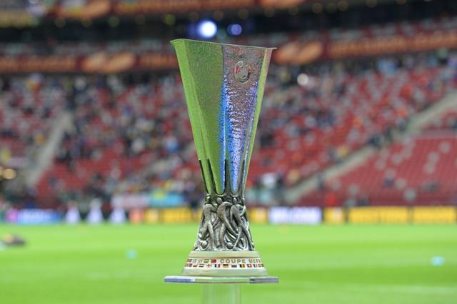 Na snímke pohárová trofej pre víťaza