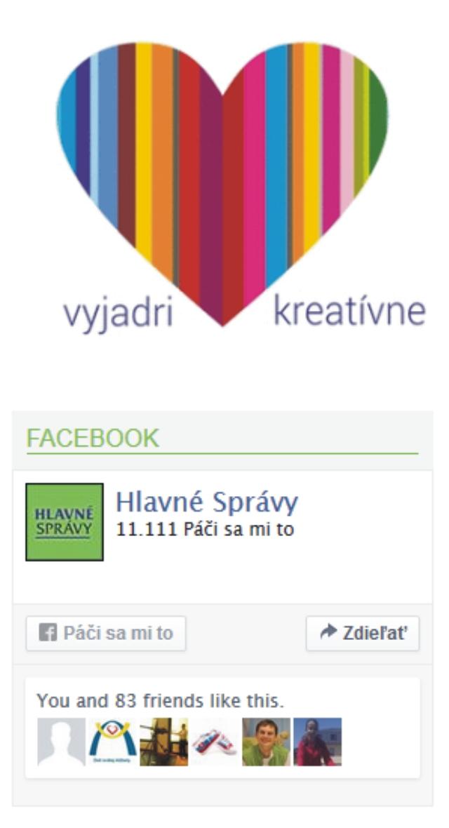 Včera vo večerných hodinách sme dosiahli toto zaujímavé číslo na našom facebookovom profile