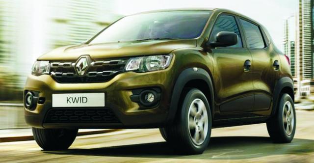 Vyvážené krivky, svieže vstupy chladenia a slušný priestor medzi podvozkom a terénom, ktorý má Kwid, nový model SUV francúzskeho koncernu Renault