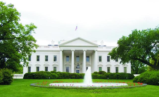 Na snímke Biely dom