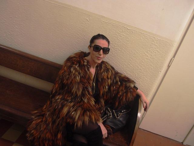 Na snímke známa východoslovenská podnikateľka Eleonóra M.