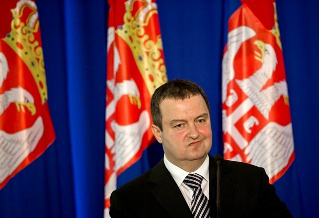 Na snímke Ivica Dačič