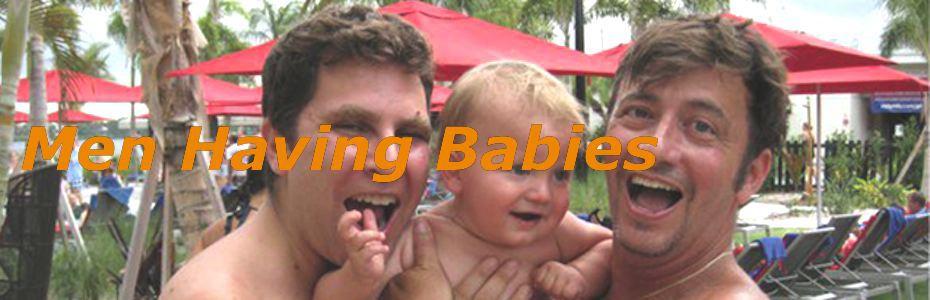 Ilustračná foto organizácie Men having babies, ktorá konferenciu zorganizovala