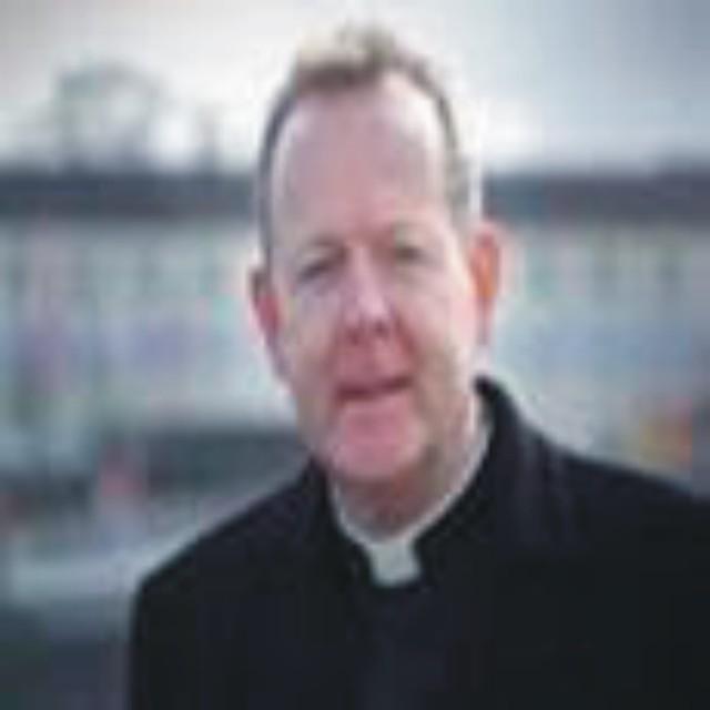 Na snímke Mons. Eamon Martin, arcibiskup z írskeho Armaghu a írsky prímas