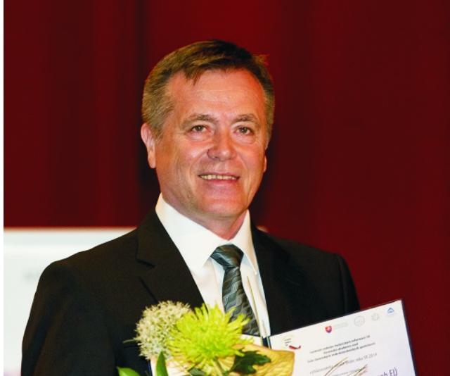 Na snímke Pavol Miškovský