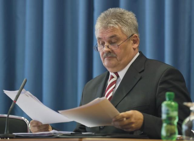 Na snímke minister práce, sociálnych vecí a rodiny SR Ján Richter