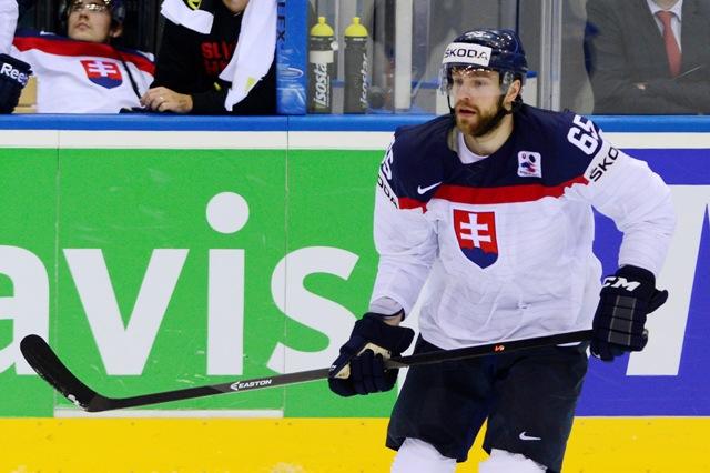 Na snímke Tomáš Marcinko