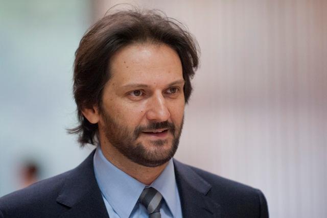 Na snímke minister vnútra Robert Kaliňák