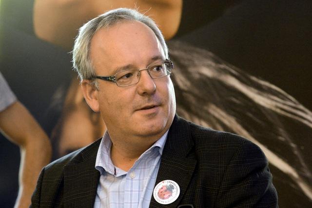 Na snímke riaditeľ nadácie SOCIA Vladislav Matej